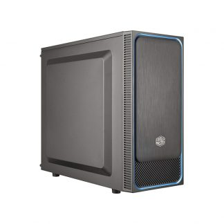 Cooler Master MASTERBOX E500L Blue Cabinet
