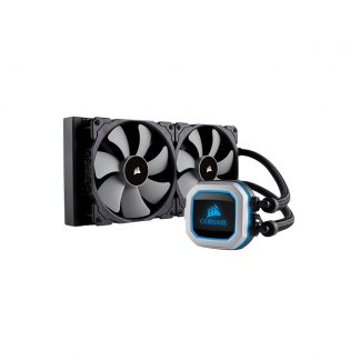 Corsair Hydro Series H115i PRO RGB, 280mm Radiator Liquid CPU Cooler