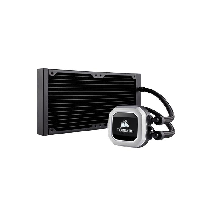 Corsair Hydro Series H115i PRO RGB, 280mm Radiator Liquid CPU Cooler