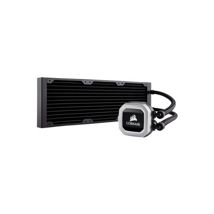 Corsair Hydro Series, H150i PRO RGB, 360mm Radiator Liquid CPU Cooler