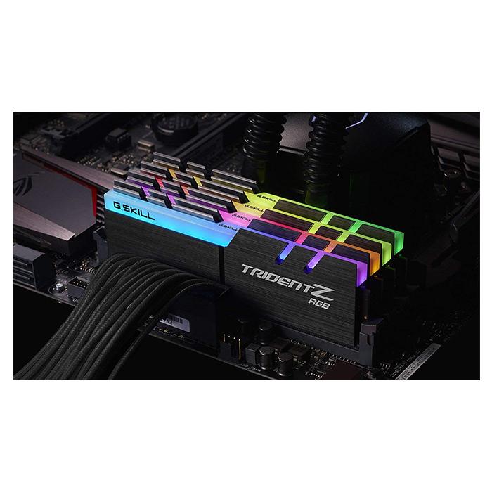 G.Skill Enhanced Performance Series - Trident Z RGB F4-3000C16D-16GTZR RAM (2 x 8GB)