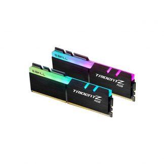 G.SKILL 32GB (16GBx2) DDR4 - 3200 MHZ TRIDENT Z RGB SERIES RAM (F4-3200C16D-32GTZR)