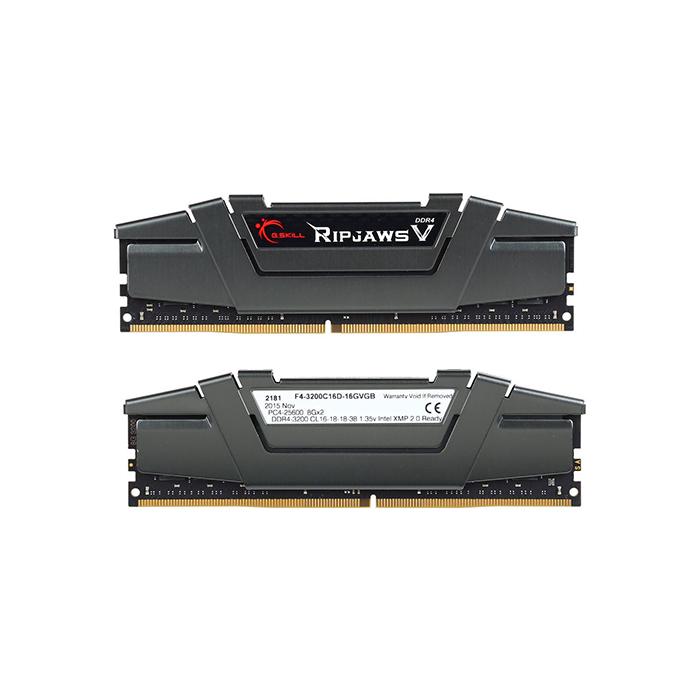 G.Skill RipjawsV F4-3200C16D-16GVGB RAM (2 x 8GB)