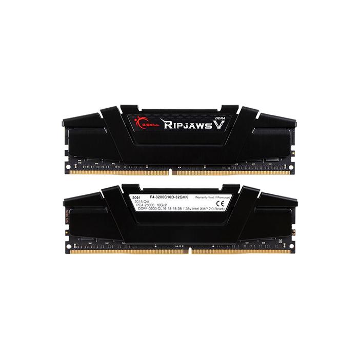 G.Skill RipjawsV F4-3200C16D-32GVK RAM (2 x 16GB)