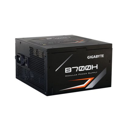GIGABYTE B700H SMPS - 700 Watt 80 Plus Bronze Certification PSU With Active PFC