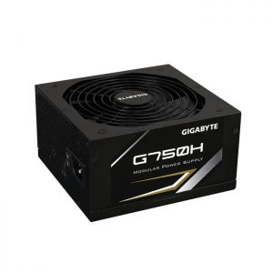 GIGABYTE G750H SMPS - 750 Watt 80 Plus Gold Certification PSU With Active PFC