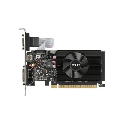 Msi GT 710 2GD3 LP Graphics Card