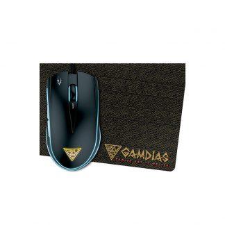 Gamdias Zeus E1 dual RGB Gaming Mouse + Mouse Pad