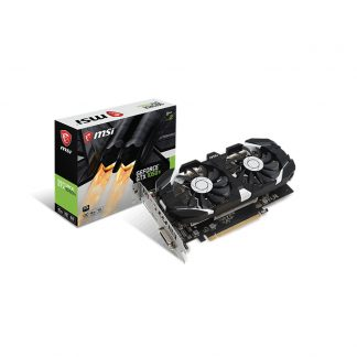 Msi GeForce GTX 1050 Ti 4GT OCV1 Graphics Card