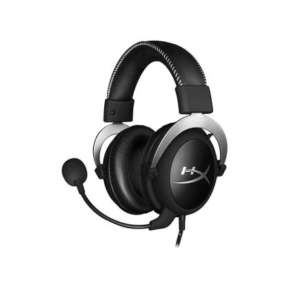 HyperX Cloud Silver Gaming Headset (HX-HSCL-SR/NA)