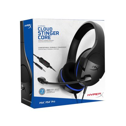 HyperX Cloud Stinger Core Gaming Headset (Black)