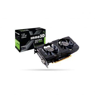 INNO3D GEFORCE GTX 1050 TI X2 GRAPHIC CARD