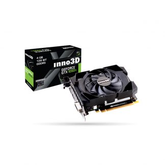 Inno3D GeForce GTX 1050 ti Compact Single Fan 4GB GDDR5