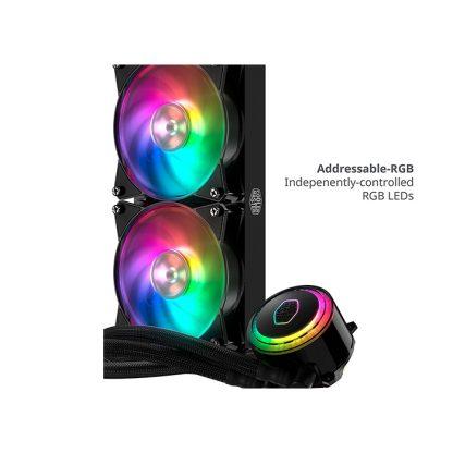 Cooler Master MASTERLIQUID ML240R RGB Cooler