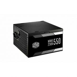 Cooler Master MWE 550 Power Supply (MPW-5502-ACABW-IN)