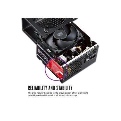 Cooler Master MWE Bronze 550 Power Supply