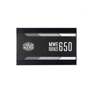 Cooler Master MWE BRONZE 650 Power Supply