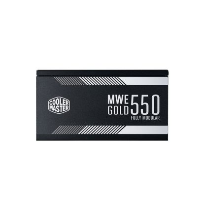 Cooler Master MWE GOLD 550 Fully Modular Power Supply