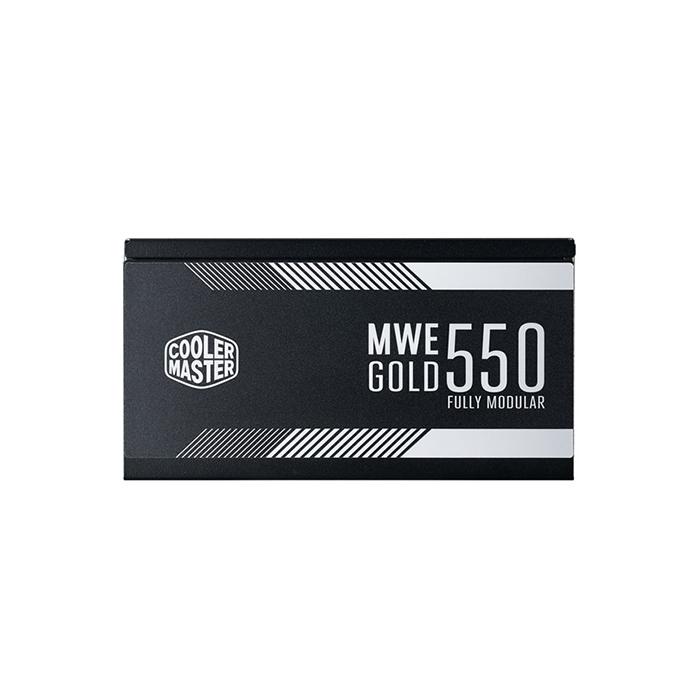 Cooler Master MWE GOLD 550 Fully Modular Power Supply