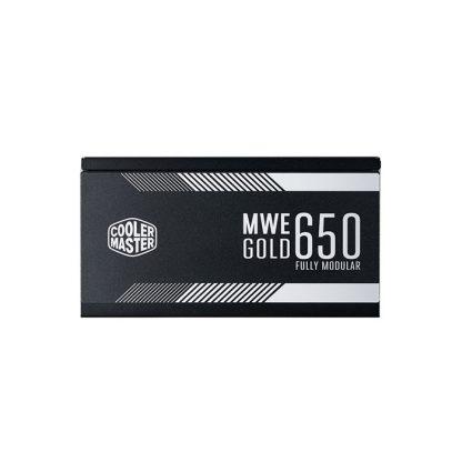 Cooler Master MWE Gold 650 Full Modular Power Supply