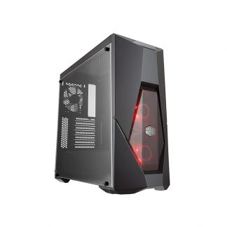 Cooler Master MasterBox K500L w/Acrylic side panel Cabinet