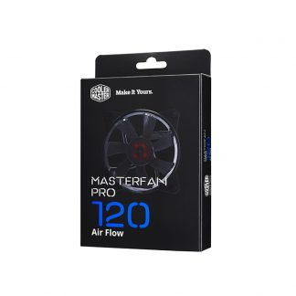 Cooler Master MasterFan Pro 120 Air Flow Cabinet Fan