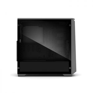 PHANTEKS ECLIPSE P400 (E-ATX) Mid Tower Cabinet - With Tempered Glass Side Panel, RGB LED Controller And RGB LED Strip (Anthracite Grey)