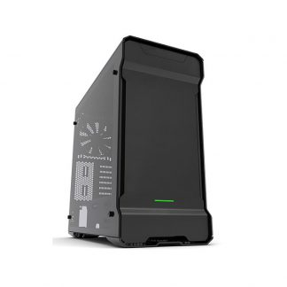 PHANTEKS ENTHOO EVOLV (E-ATX) Mid Tower Cabinet - With Tempered Glass Side Panel And RGB LED Controller (Black)