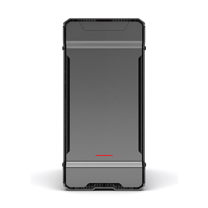 PHANTEKS ENTHOO EVOLV (E-ATX) Mid Tower Cabinet - With Tempered Glass Side Panel And RGB LED Controller (Grey)