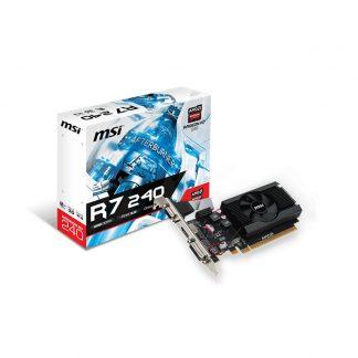 Msi R7 240 2GD3 64b LP Graphics Card