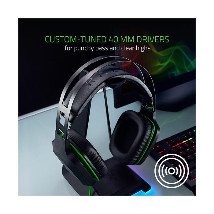 Razer Electra V2 Analog Gaming and Music Headset