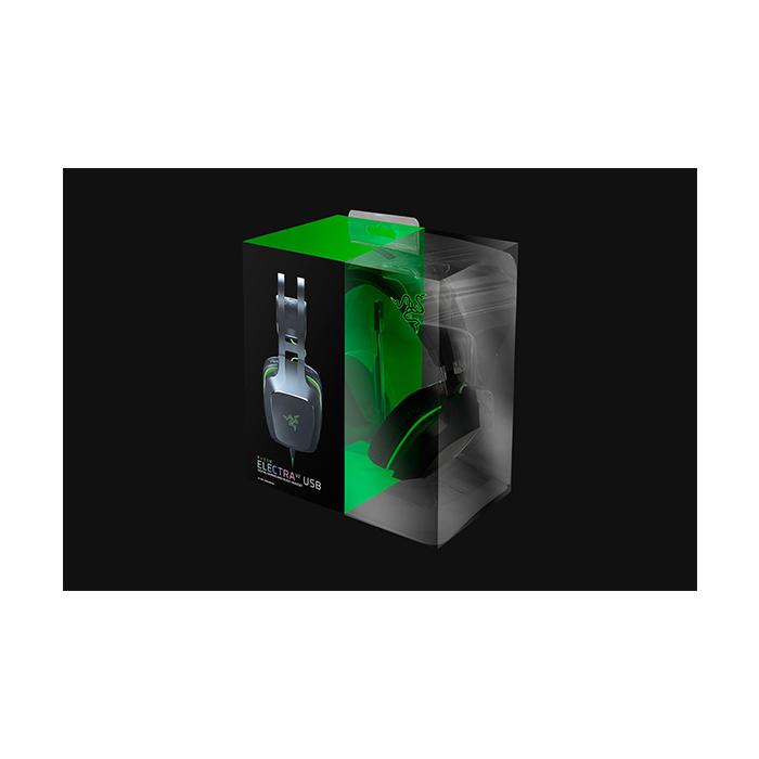 Razer Electra V2 USB – Digital Gaming and Music Headset