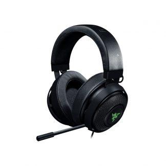 Razer Kraken 7.1 V2 Digital Gaming Headset Black Oval Ear Cushions