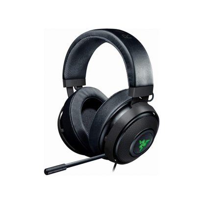 Razer Kraken 7.1 V2 Gunmetal Edition - Digital Gaming Headset - Oval Ear Cushions (RZ04-02060400-R3M1)