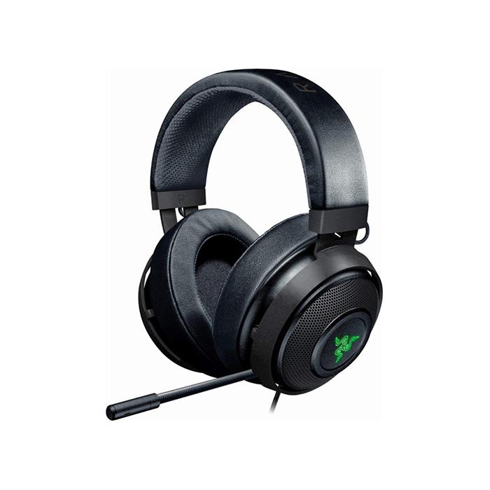 Razer Kraken 7.1 V2 Gunmetal Edition - Digital Gaming Headset - Oval Ear Cushions (RZ04-02060400-R3M1)