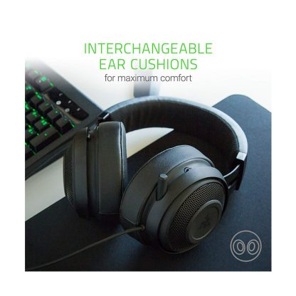 Razer Kraken Pro V2 Analog Gaming Oval Headset