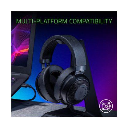 Razer Kraken Pro V2 Analog Gaming Oval Headset