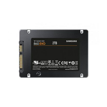 SAMSUNG 860 EVO 2TB Internal SSD