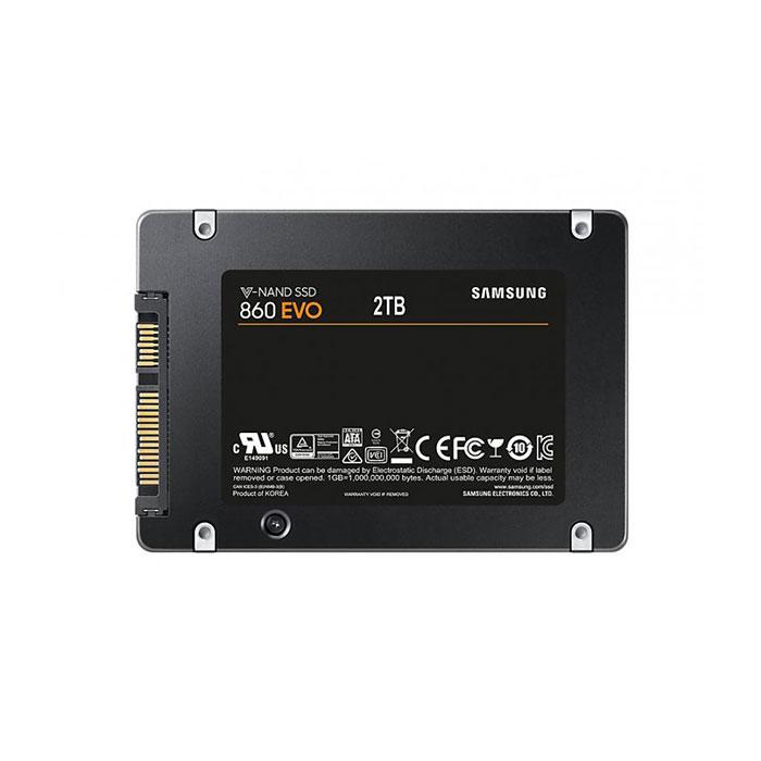 SAMSUNG 860 EVO 2TB Internal SSD