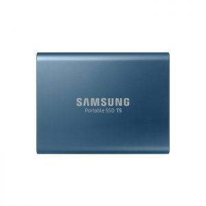 SAMSUNG T5 500GB External Portable SSD (MU-PA500B-WW)