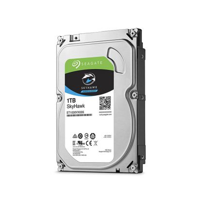 SEAGATE 1TB 5900 RPM Skyhawk Surveillance Desktop Internal Hard Drive