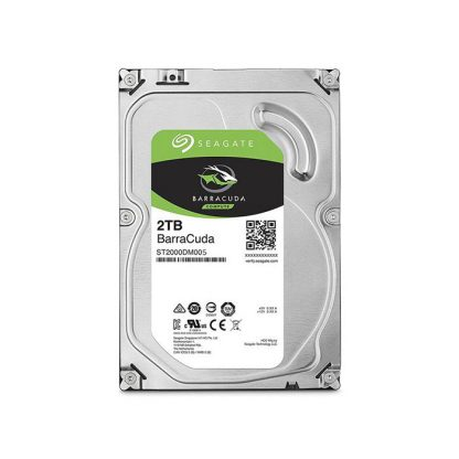 SEAGATE 2TB 5400 RPM Barracuda Desktop Internal Hard Drive