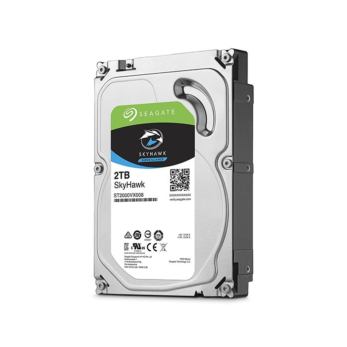 SEAGATE 2TB 5900 RPM Skyhawk Desktop Internal Hard Drive