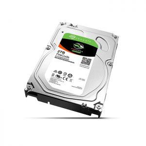 SEAGATE 2TB 7200 RPM Firecuda Desktop Solid State Hybrid Drive