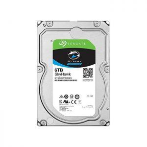 SEAGATE 6TB 5900 RPM Skyhawk Desktop Internal Hard Drive (ST6000VX0023)