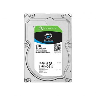 SEAGATE 6TB 5900 RPM Skyhawk Desktop Internal Hard Drive (ST6000VX0023)