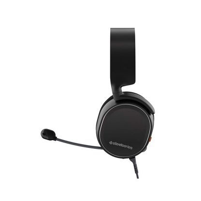 SteelSeries Arctis 3 Gaming Headset Black