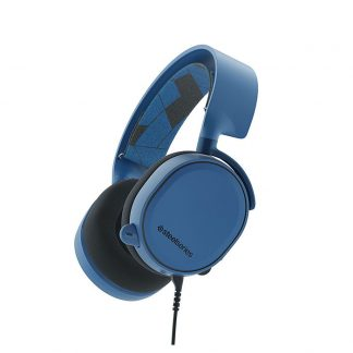 SteelSeries Arctis 3 Gaming Headset Boreal Blue