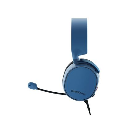 SteelSeries Arctis 3 Gaming Headset Boreal Blue
