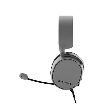 SteelSeries Arctis 3 Gaming Headset Slate Grey
